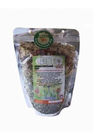 Монастырский сбор, плодово-травяной карпатский чай