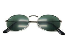 Oval Flat Lenses RB 3547N 004