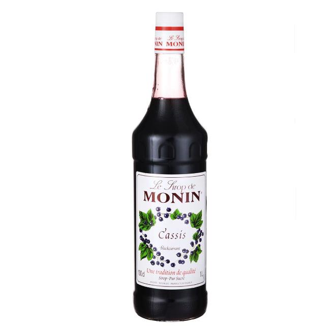 Сироп Чёрная смородина Monin 1л