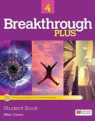 Breakthrough Plus 4 SB +Digibook