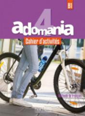 Adomania 4 - Cahier d'activités + CD audio + Pa...