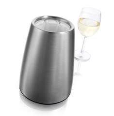 Охладительное ведерко Элегант для вина, нержавеющая сталь, фото 1