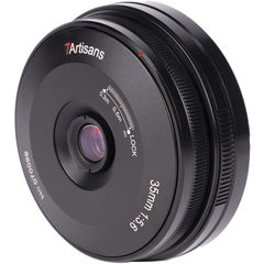 Объектив 7artisans Photoelectric 35mm f/5.6 Pancake Lens for Leica L