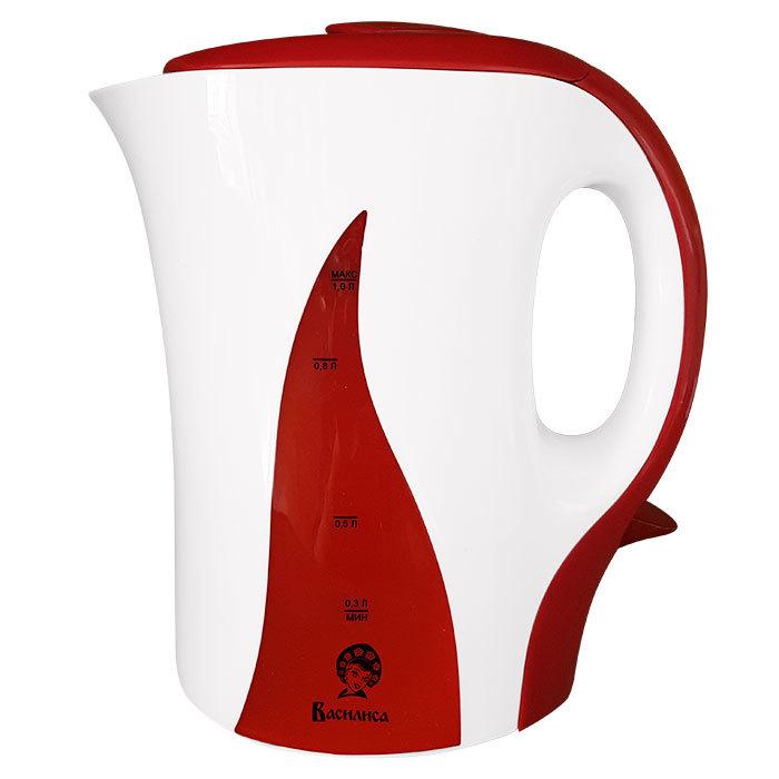 Чайник электрический 1,0л ВАСИЛИСА Т14-1100