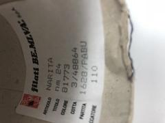 Вискоза с  люрексом BE MI VA A57 NARITA FAN черный с серебром