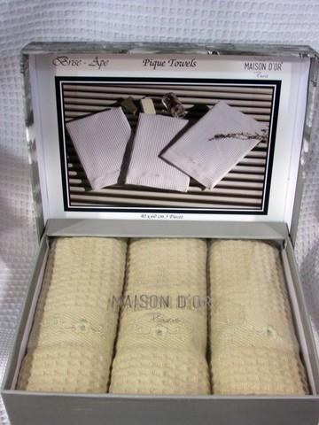 Подарочный набор вафельных салфеток со стразами Брис Апэ