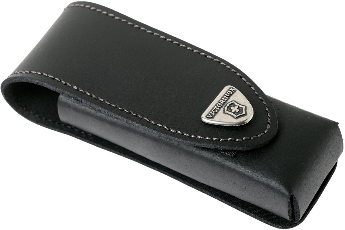 Чехол Victorinox для ножей 111 мм, натуральная кожа (4.0523.3) | Wenger-Victorinox.Ru