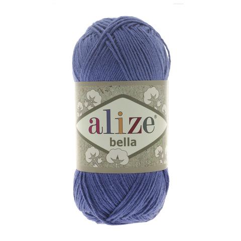 Пряжа Alize Bella 333 ярко-синий