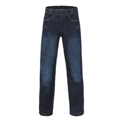 Брюки Helikon Greyman Tactical Jeans Denim Mid, Dark Blue, новые