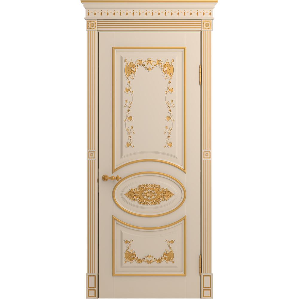 Viporte Межкомнатная дверь массив бука Viporte Лацио Ампир ваниль патина золото глухая LACIOAMPIR_DG_BUKVANZ_1_копия.jpg