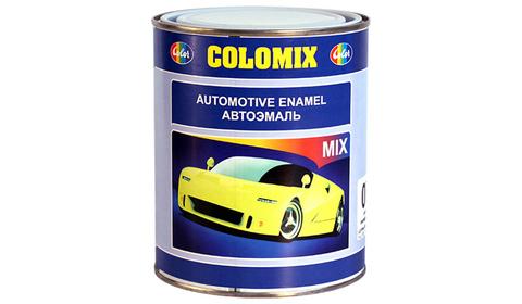 Colomix Автоэмаль Зеленая 330 1л