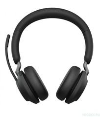 Jabra Evolve2 65 Stereo UC USB-C беспроводная гарнитура черная с док-станцией ( 26599-989-889 )