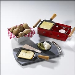 Раклетница свечная Twiny Cheese Rouge (TTM)