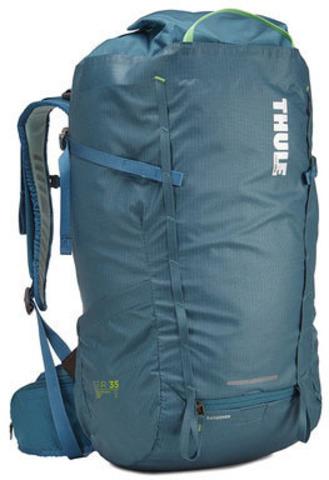 Картинка рюкзак туристический Thule Stir 35 Синий - 1
