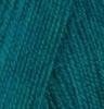 Пряжа Alize Angora Real 40 640 (Павлиновая зелень)