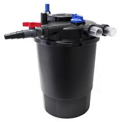 Напорный фильтр для пруда с УФ лампой Pondtech CPF-30000