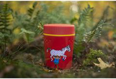 Термос для еды детский Primus TrailBreak Lunch jug 400 Pippi Red - 2