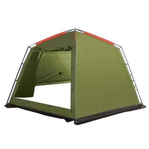 Туристический тент-шатер Tramp Lite Bungalow (зеленый)