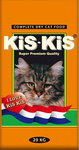 KiS-KiS Poultry Mix Сухой корм с уткой, индюшкой, гусем и курицей 20 кг