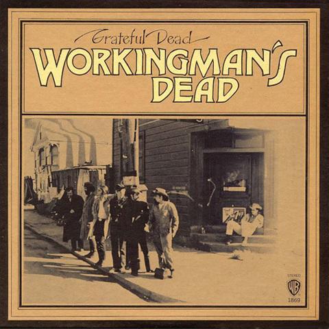 Виниловая пластинка. Grateful Dead - Workingman's Dead. 50th Anniversary Edition