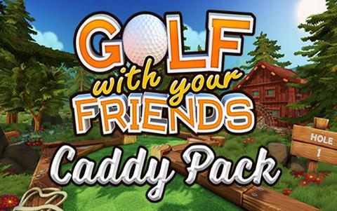 Golf With Your Friends Caddy Pack (для ПК, цифровой ключ)