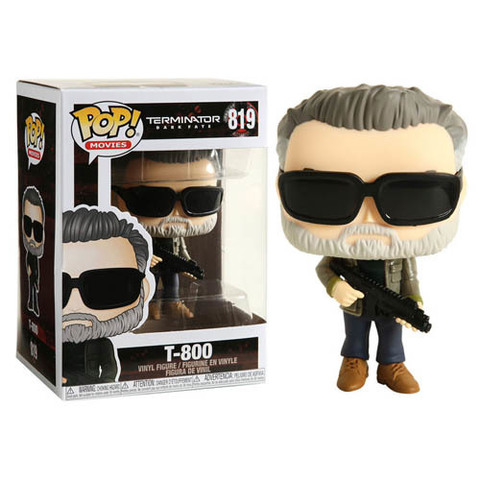 Funko POP! Movies Terminator: T-800