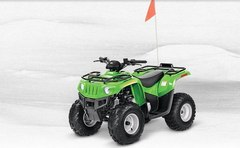 Квадроцикл Arctic Cat 90 фото