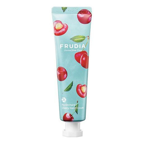 Frudia Squeeze Therapy Cherry Hand Cream Крем для рук c вишней 30гр