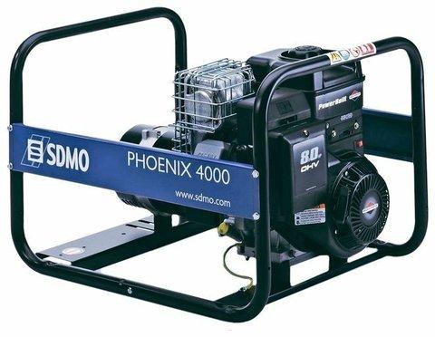 Кожух для бензинового генератора SDMO PHOENIX 4200 (3800 Вт)