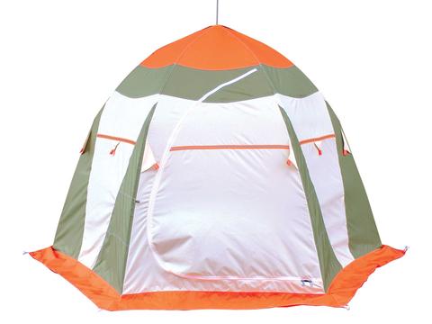 Палатка зимняя НЕЛЬМА 3  Люкс