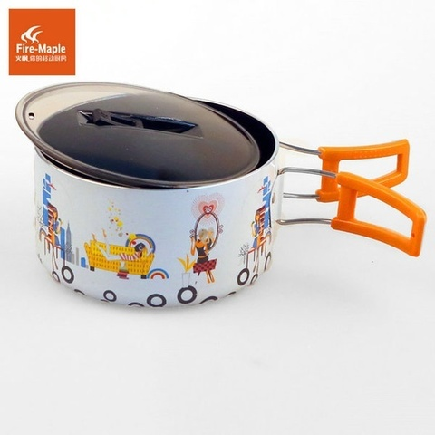 Картинка набор посуды Fire-Maple FMC-K8  - 5
