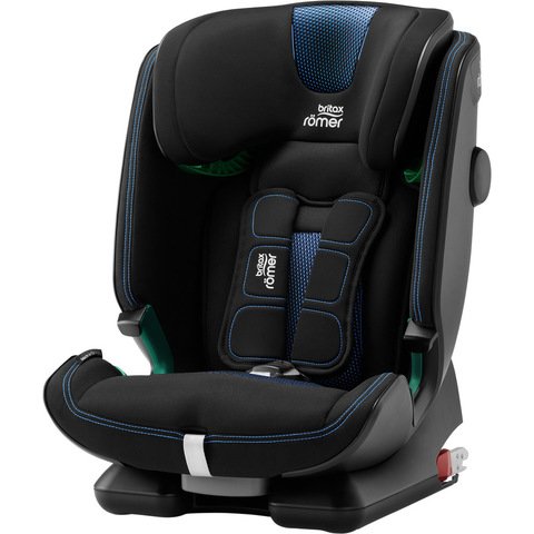 Автокресло Britax Roemer Advansafix i-Size Cool Flow Blue