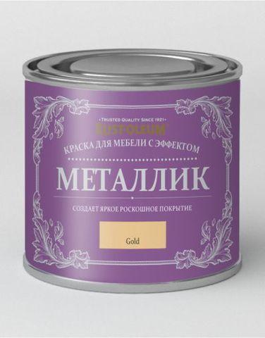 Chalky Finish Metallic Краска для мебели с эффектом металлика