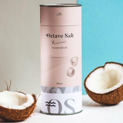 Натуральная морская соль с кокосом (Ут)