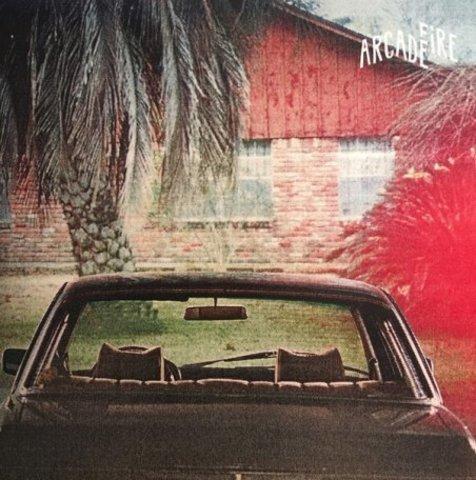 Виниловая пластинка. Arcade Fire - The Suburbs
