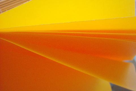 Калька цветная «Солнечный зайчик» 30х30 см