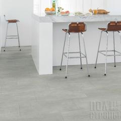 ПВХ-плитка Quick-Step QS LIVYN Ambient Click AMCL 40050 Бетон тёплый серый