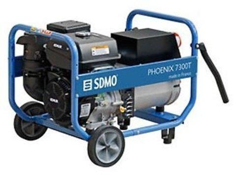 Кожух для бензинового генератора SDMO PHOENIX 7300 T (6000 Вт)