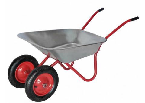Тачка садовая 2-колесная до 120 кг МИ