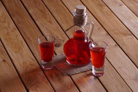 Уксус ягодный домашний 0,5 л