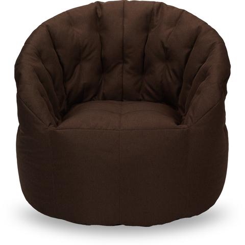 Бескаркасное кресло «Австралия», Тёмный шоколад