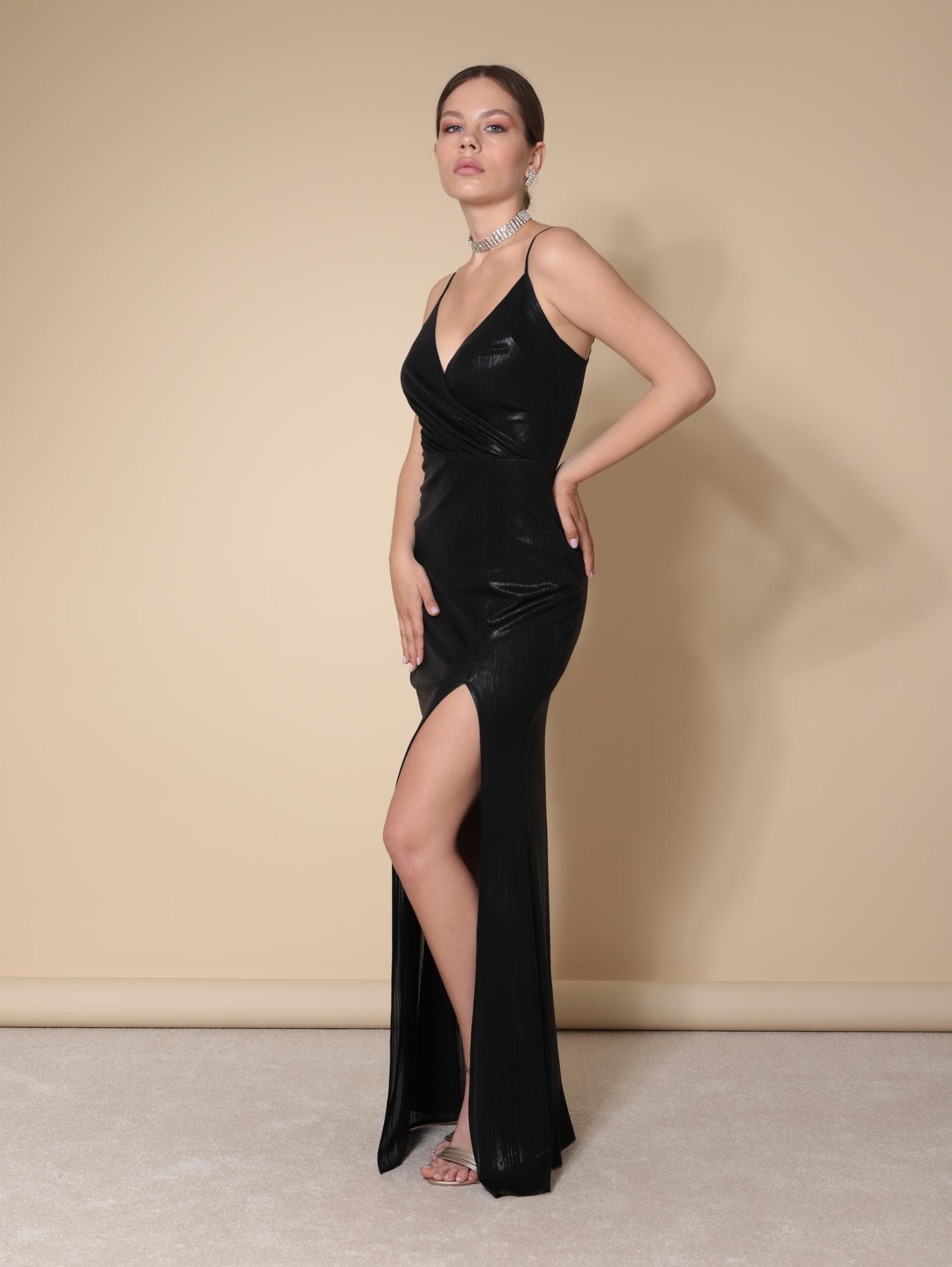 Платье pl-3026/черный