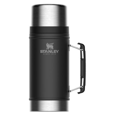 Термос Stanley The Legendary Classic Food Jar (10-07937-004) 0.94л черный
