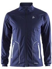 Элитная лыжная куртка Craft Sharp XC Navy мужская
