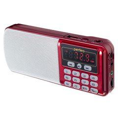 Радиоприемник Perfeo ЕГЕРЬ (i120-BL) FM+ 70-108МГц/ MP3 цифровой