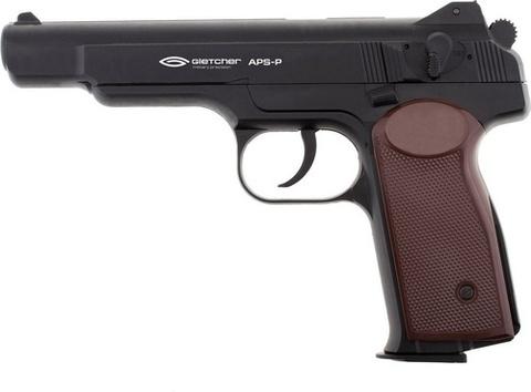 Пистолет пневматический Gletcher APS-P (Стечкин)