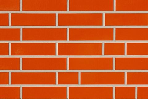 ABC - глазурованная, Orange 320, 240х71х10, NF - Клинкерная плитка для фасада и внутренней отделки