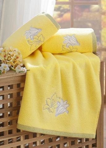 LILIUM  полотенце махровое Soft Cotton (Турция)