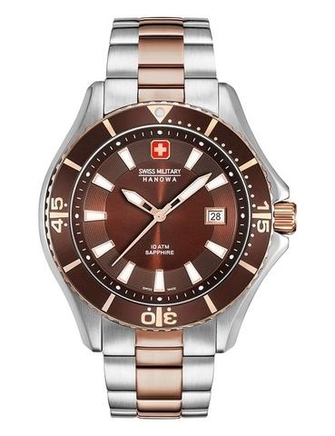 Часы мужские Swiss Military Hanowa 06-5296.12.005 Nautila