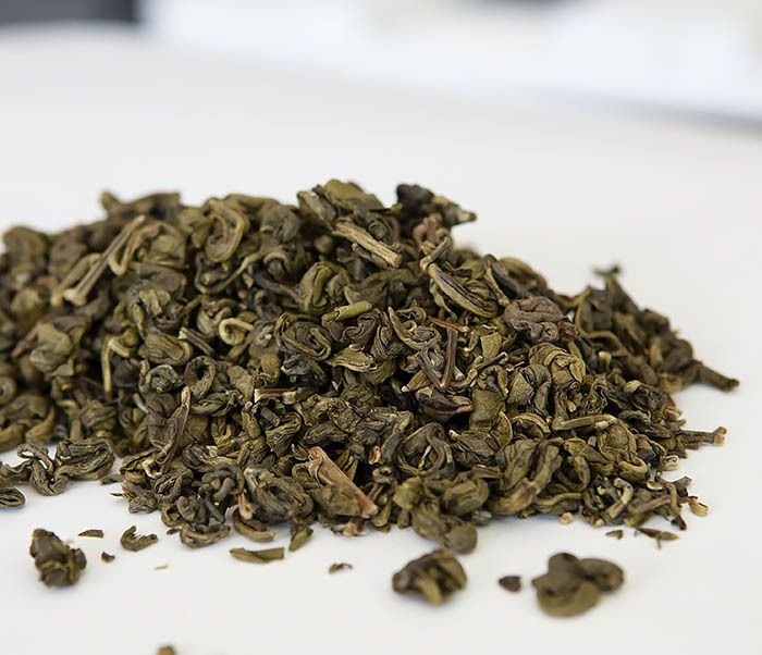 TEA-CH103 Зеленый чай «Изумрудные Спирали Весны» из Банна (Би Ло Чунь, 50 гр) фото 03